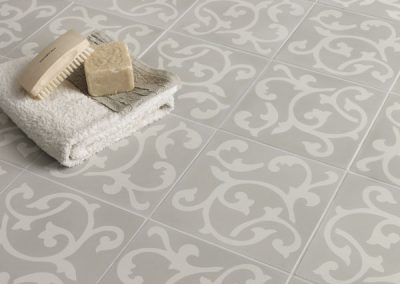 Bloomsbury Encaustic Lifestyle Tiles