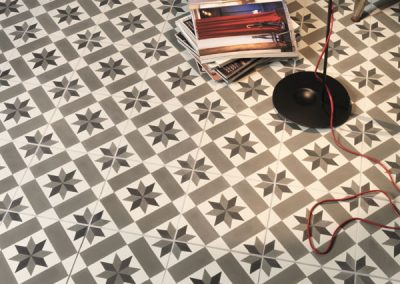 Chelsea Encaustic Lifestyle Tiles