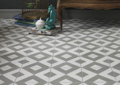 Modern Harlaquin Encaustic Lifestyle Tiles