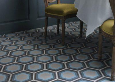 Patisserie Encaustic Lifestyle Tiles