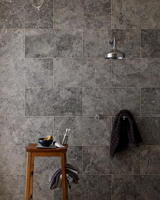 Silver Emporo honed Marble