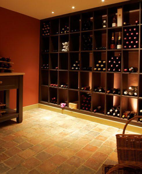 Antique Burgundy Terracotta floor tiles